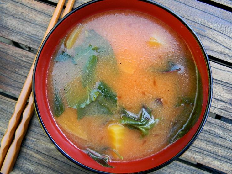 itBeetsme Miso Soup