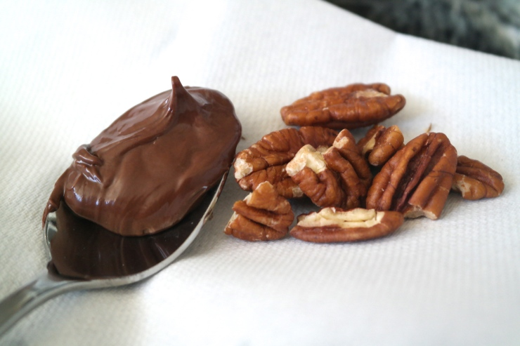 Nutella & Pecans